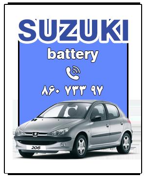 باتری پژو ۲۰۶