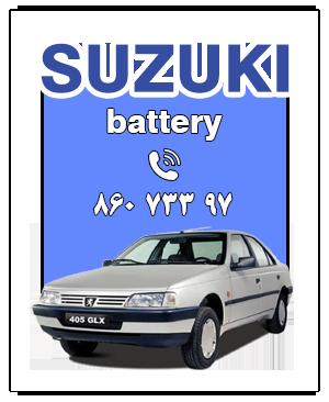 باتری پژو ۴۰۵